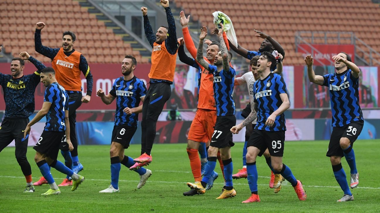 Inter rout Milan but Serie A race not finished, Liverpool need fresh tactics, Atletico shouldn't panic