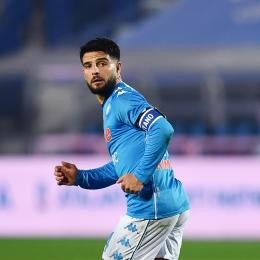 """NAPOLI captain INSIGNE's agent: """"Renewal? Not the right time to talk about it"""""""