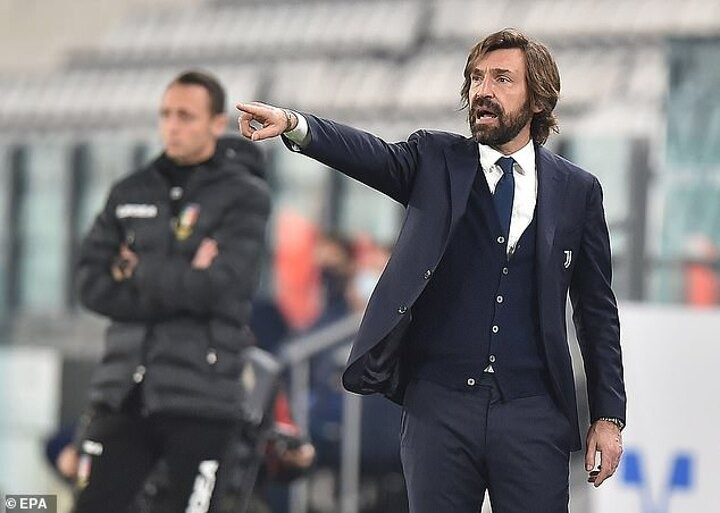 Juventus will 'fight until the end' against Inter in Serie A title race, vows Andrea Pirlo