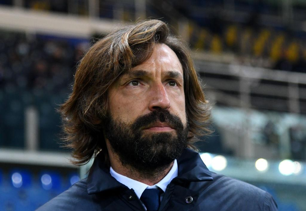 MISTER PIRLO AFTER THE MATCH AGAINST CROTONE