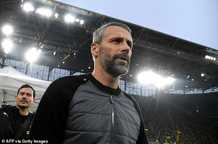 Borussia Dortmund: The lowdown on their new boss-in-waiting Marco Rose