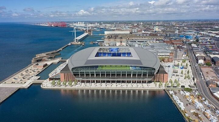 Everton: Liverpool city council APPROVE application for £500million Bramley-Moore stadium