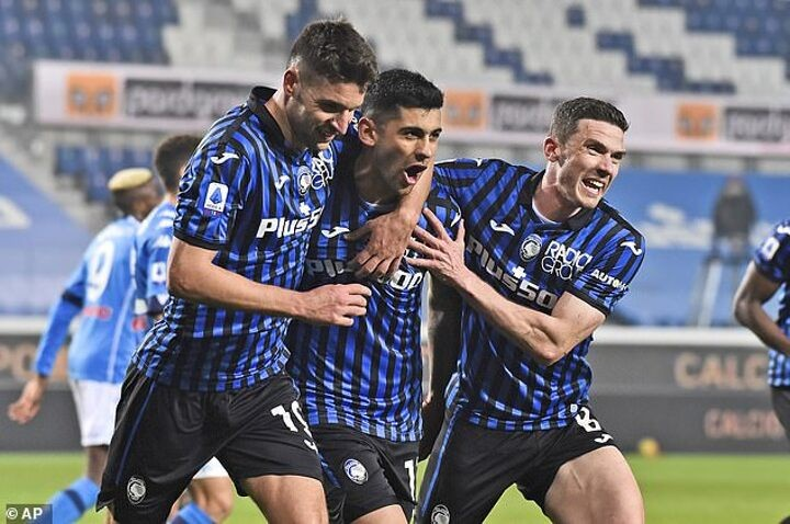 Atalanta must stick to their style against Real Madrid, says boss Gasperini