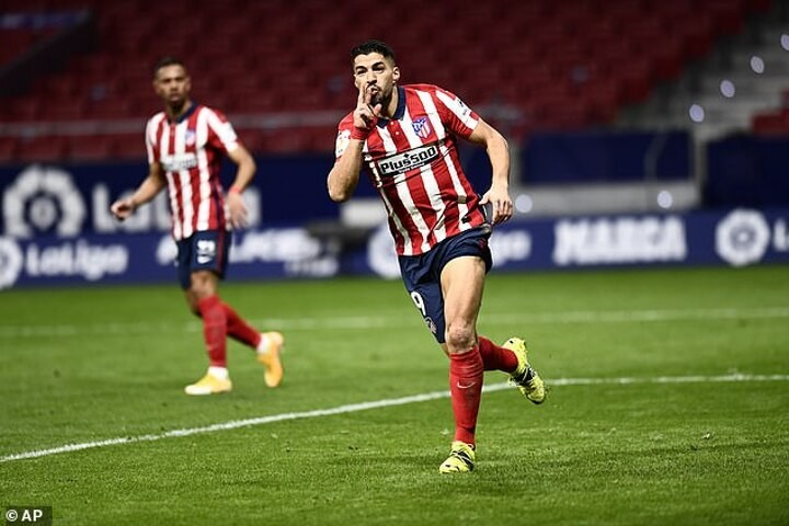 Luis Suarez has proven he is far from finished after Barcelona offloaded him to Atletico Madrid