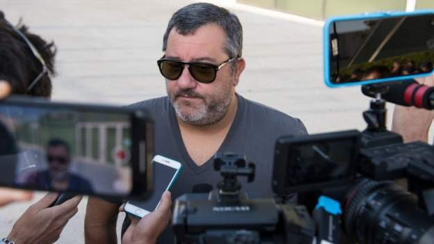 Raiola on Haaland, Pogba and football's future
