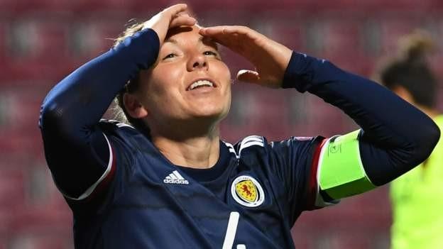 Scotland suffer Portugal defeat