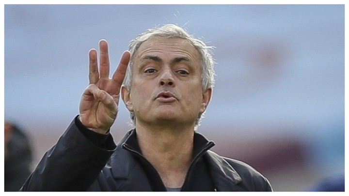 Mourinho: I will be remembered at Tottenham for good reasons