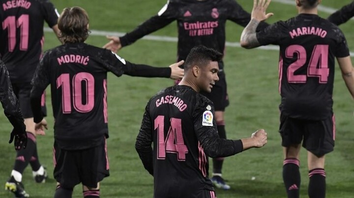 Real Madrid believe they can save a lost season