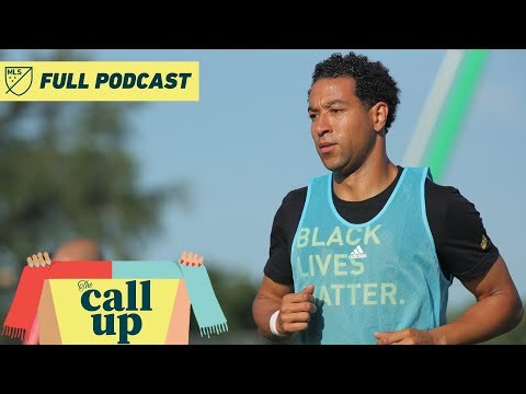 Justin Morrow on Black Players for Change & Toronto FC as an MLS Top Contender