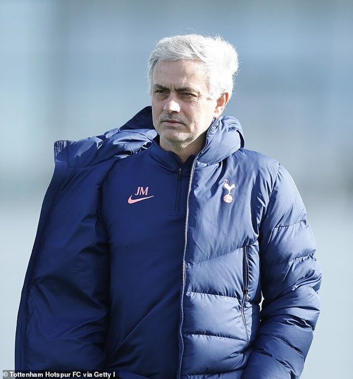 Tottenham boss Jose Mourinho reveals frustration sparked complaints over problems in his squad