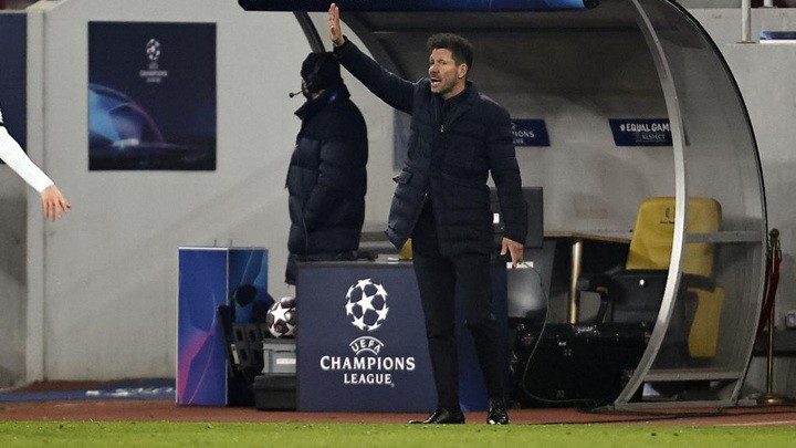 Simeone defends Atletico tactics: I don't know what they were expecting