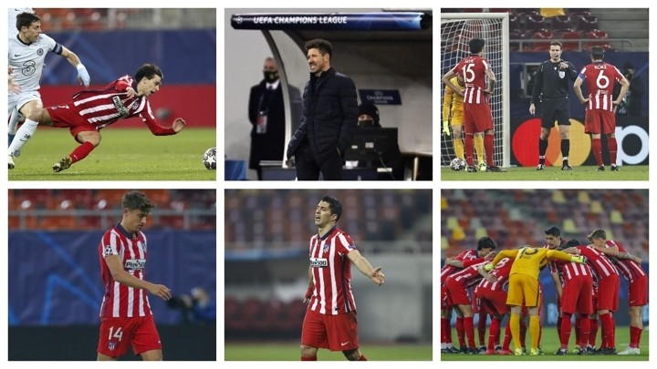 The reasons for Atletico Madrid's most complicated moment of the season