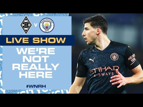 LIVE BUILD UP |  | GLADBACH V CITY | WNRH