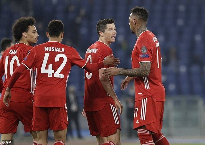 Bayern's brutal beating of Lazio showed why they're Champions League favourites