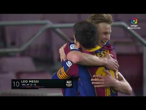 Highlights FC Barcelona vs Elche CF  (3-0)