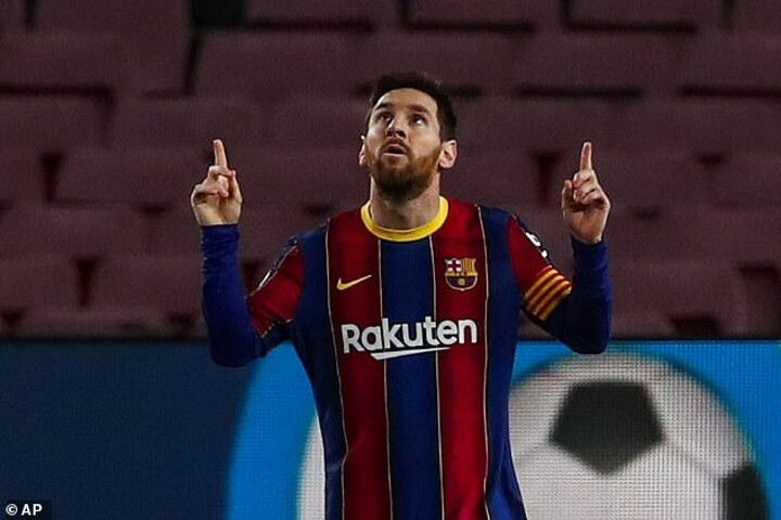 Ronald Koeman insists Messi is making the difference and others must step up