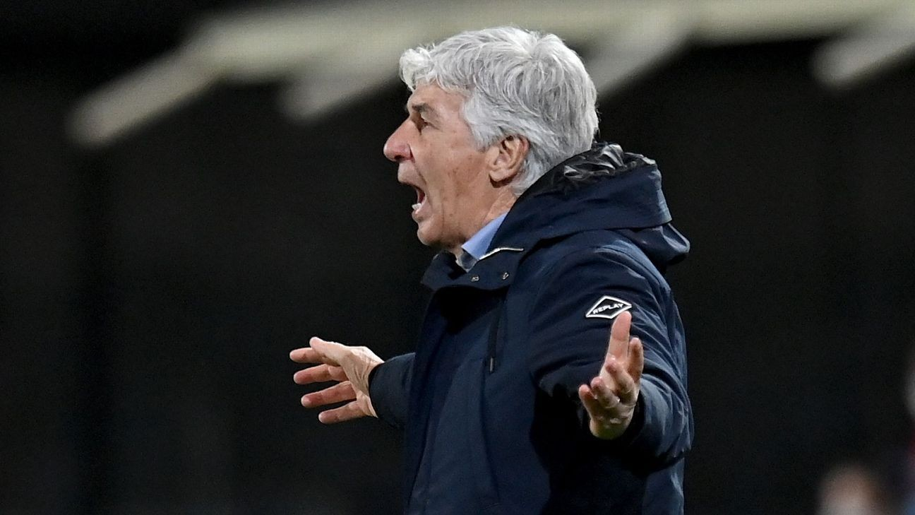 Atalanta boss slams ref who 'ruined' Madrid game
