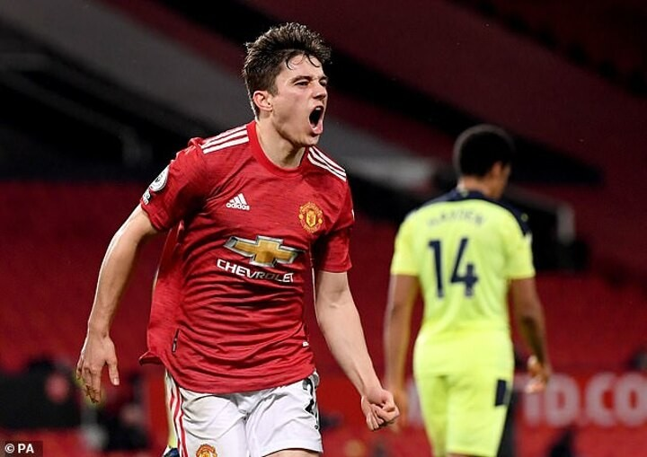 Manchester United winger Dan James relishing competition from £37m new boy Amad Diallo