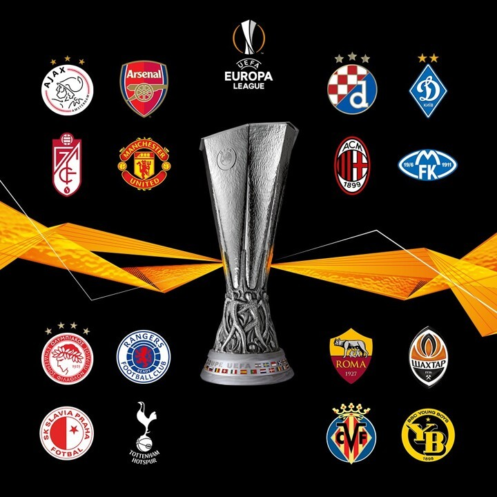 Which team is your favourite to win Europa League this season?