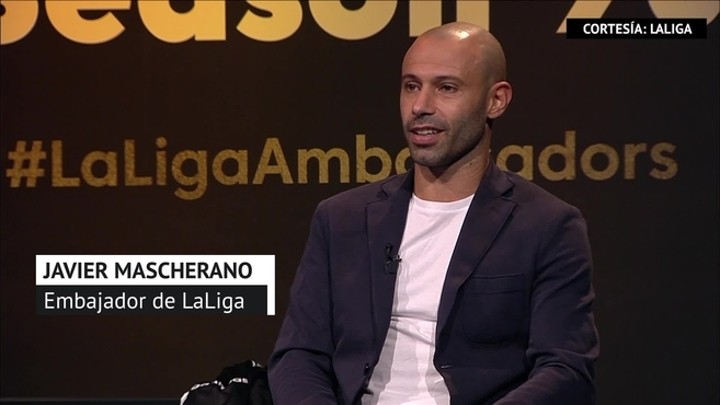 Mascherano: Moving from Barcelona leaves a big void