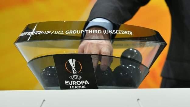 Four British sides await Europa League draw