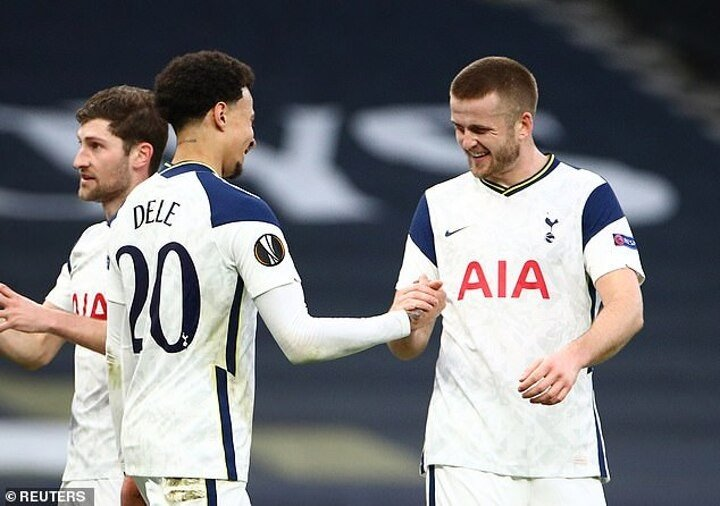 Eric Dier issues rally cry to Tottenham team-mates over getting their season back on track