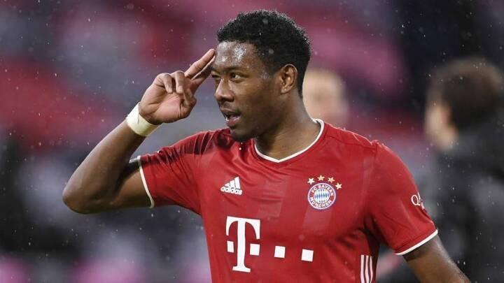 Nacho and Mendy make life difficult for Alaba