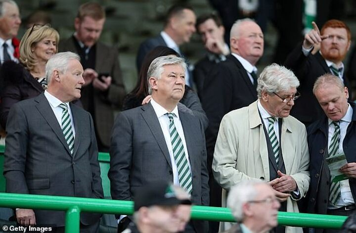 Celtic 'keen to appoint sporting director and will look to Man City and Juventus for candidates'