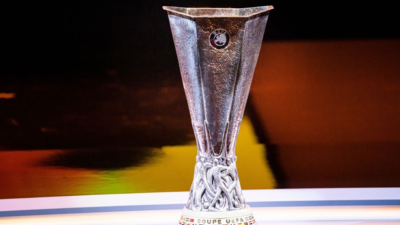 LIVE Europa League round of 16 draw