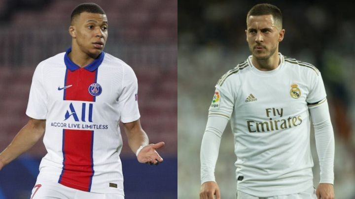 Mbappé pursuit could spell the end for Eden Hazard