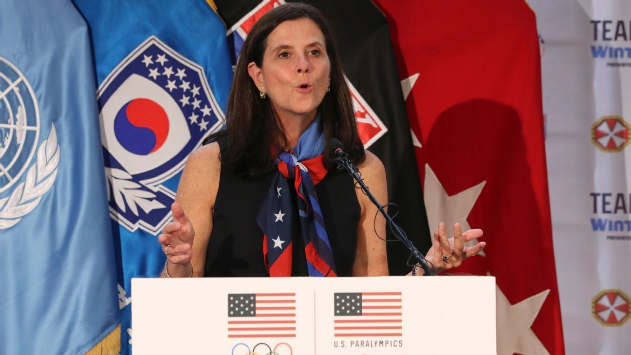 NWSL commissioner Baird named to USSF board