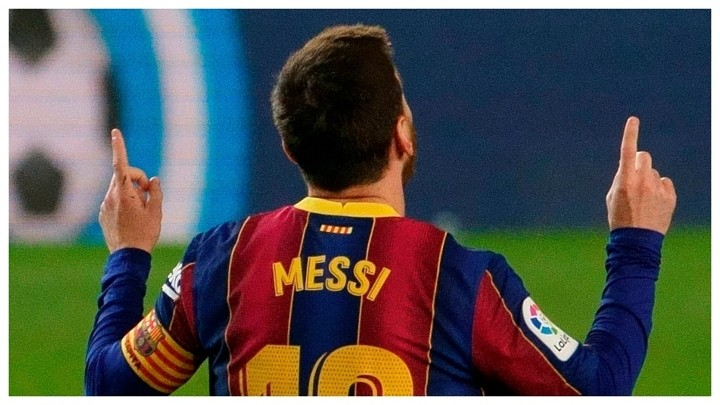 The door is open to Messi... Could he stay at Barcelona?