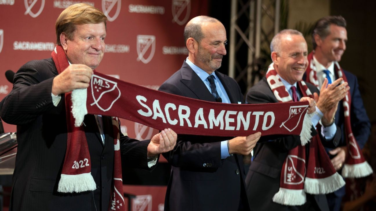 Sacramento MLS plans on hold after investor leaves