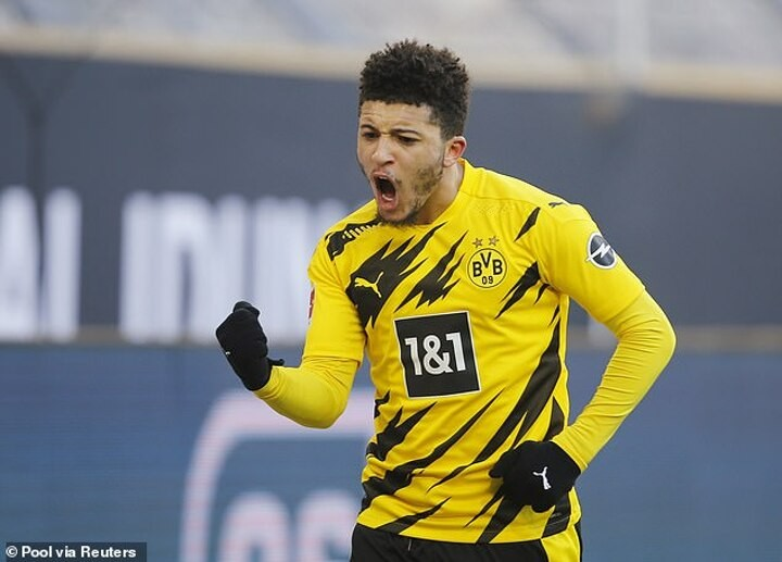 Manchester United handed boost in Jadon Sancho chase with Borussia Dortmund fearing player sales