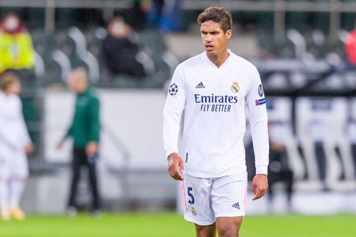 Liverpool 'line up Raphael Varane transfer' amid Real Madrid contract stand-off