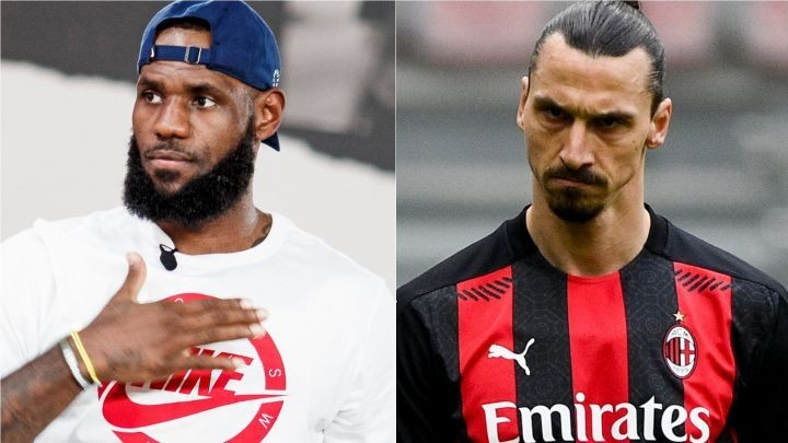 LeBron James hits back at Zlatan Ibrahimovic: I've got a powerful voice and I'll never shut up