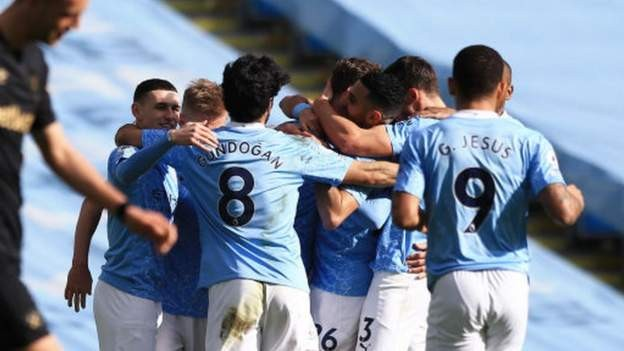 Will 'awesome' Man City win quadruple?