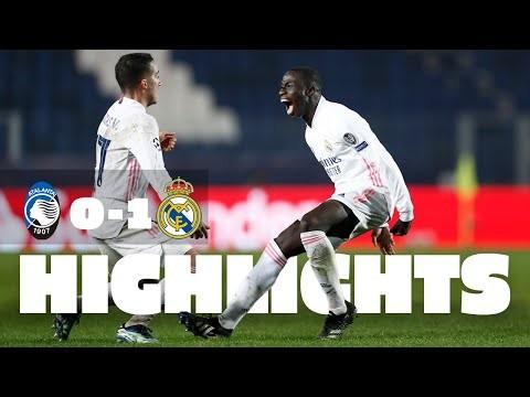 🤯 Mendy's GOLAZO | Atalanta 0-1 Real Madrid | HIGHLIGHTS