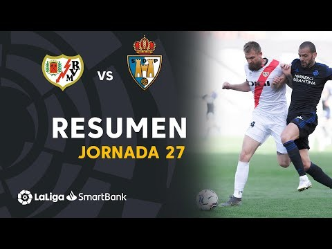 Resumen de Rayo Vallecano vs SD Ponferradina (1-1)