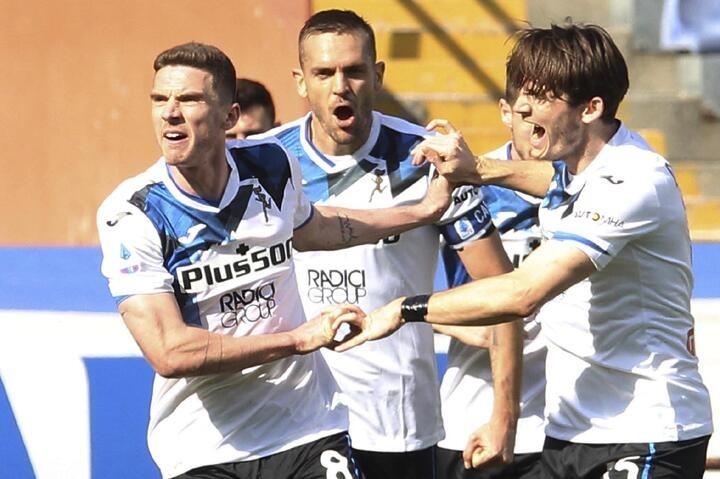 Gosens warns Zidane: Atalanta are going to Madrid full of confidence