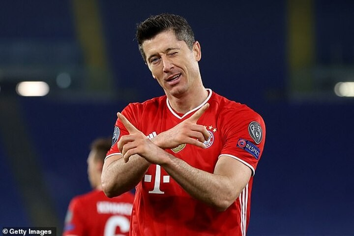 Robert Lewandowski: The incredible numbers behind his Champions League goalscoring feats