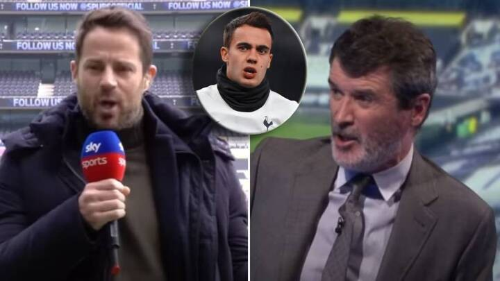 Keane and Redknapp clash over Reguilon: Is that why Real Madrid let him go?