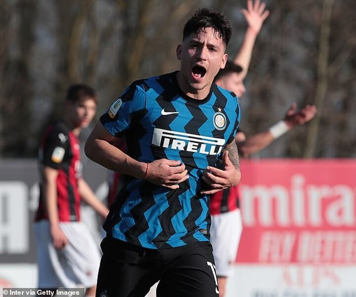 Martin Satriano could be Uruguay's next star with the Inter wonderkid linked to Arsenal and Chelsea