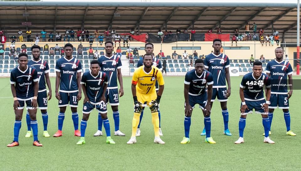 2020/21 Ghana Premier League: Live Updates- Liberty 4-0 Elmina Sharks