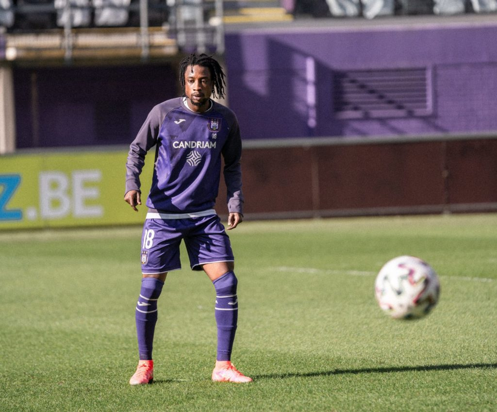 Majeed Ashimeru omitted from Anderlecht squad for derby clash against Standard Liege