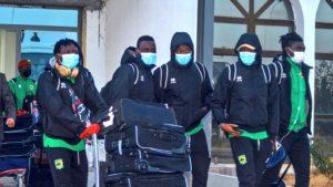 CAF Confed Cup play-offs- Asante Kotoko arrive in  Algeria ahead of Setif clash