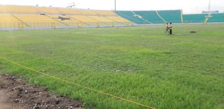 Asante Kotoko CEO pleads with gov't to speed up renovation works at Baba Yara Sports Stadium