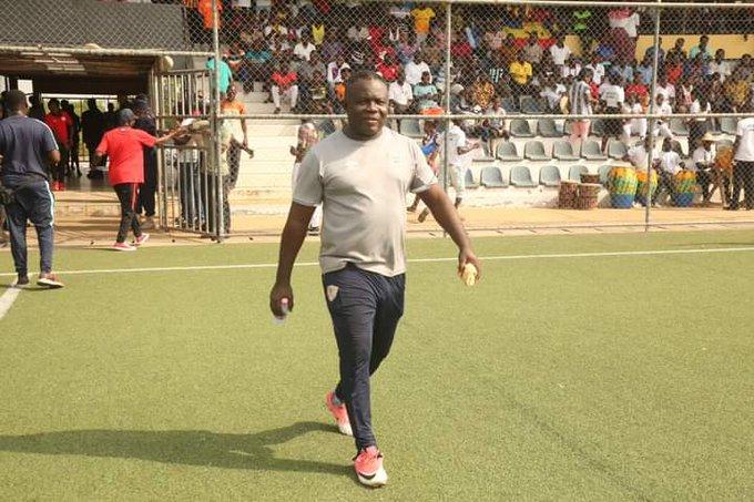 BREAKING NEWS! Hearts of Oak goalkeepers' coach Ben Owu resigns