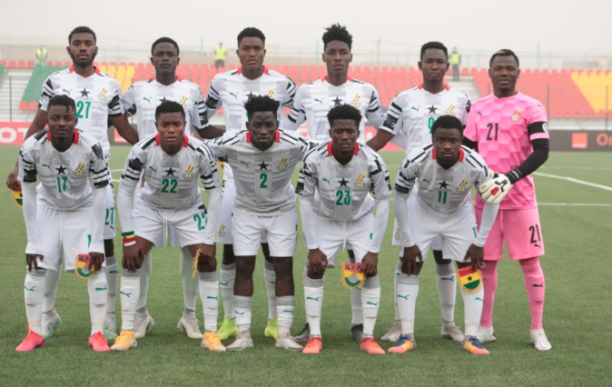 Satellites: 2024 Olympic qualification should be their U20 World Cup and Black Stars test