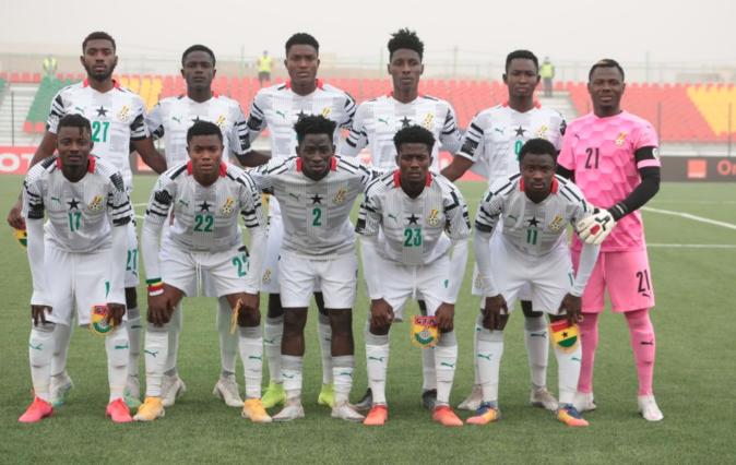 Ghana's Black Satellites set U-20 AFCON quarter-final date with Cameroon